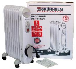 Масляний обігрівач Grunhelm GR-0920S SLIM