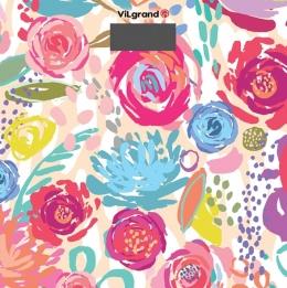 Вага підлогова Vilgrand VFS-1828 Flowers