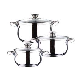 Набор посуды Wellberg WB-1645