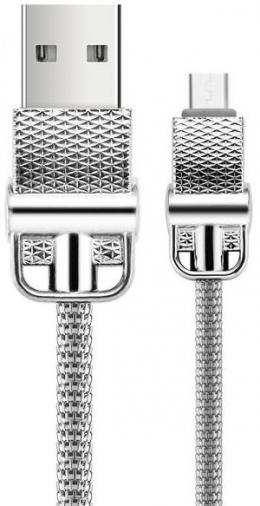 USB кабель JOYROOM JESS micro USB Cable S-M336 Silver