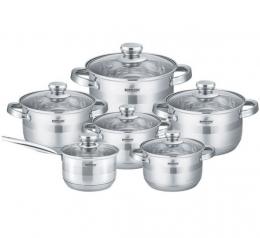 Набір посуду Bohmann BH-1275-12