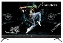 Smart телевизор Grunhelm GD32HSFL8 Frameless Soundbar Decor