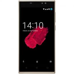 Смартфон Prestigio Muze C7 LTE Gold (PSP7510DUOGOLD)