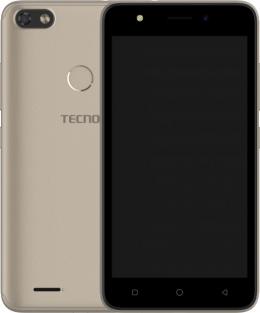 Смартфон Tecno F2 LTE Gold + подарунок