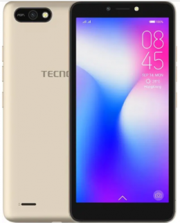 Смартфон Tecno POP 2F (B1G) 1/16GB Dual Sim Champagne Gold