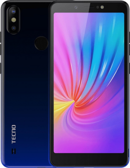 Смартфон Tecno POP 2s pro (KB2j) Nebula Black