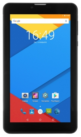 Планшет Ergo Tab A700 3G Black