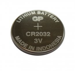 Батарейка GP CR2032-8C5