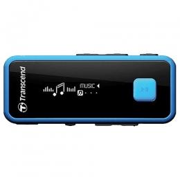 MP3 плеєр Transcend T-Sonic 350 8 Gb Blue