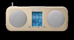 Радіобудильник GOTIE GRA-200Z