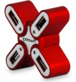 USB хаб Crown CMH-B09