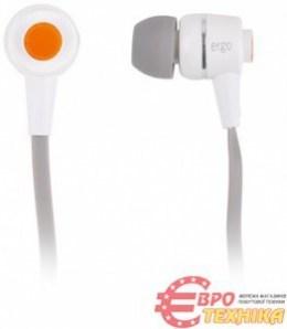 Навушники Ergo ES-200 White