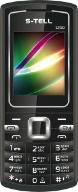 Мобільний телефон S-Tell 1290 Black and Grey