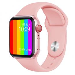 Смарт-часы Smart Watch W26 pink