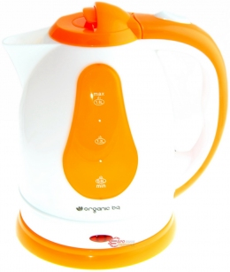 Чайник Organic bq OR-4005 White-Orange