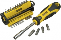 Отвертка Stanley Multibit STHT0-70885