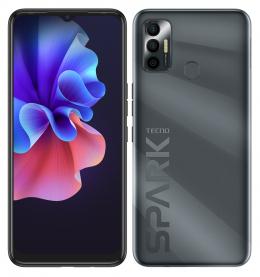 Смартфон Tecno Spark 7 Go (KF6m) Magnet Black