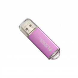 USB-флеш-накопичувач Verico Wanderer USB 16Gb Purple