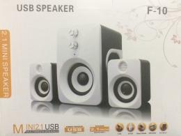 Акустика Multimedia Speaker F-10