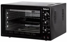 Печь электрическая Saturn ST-EC3802 Black