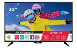 Smart телевізор Ergo LE32CT5500AK