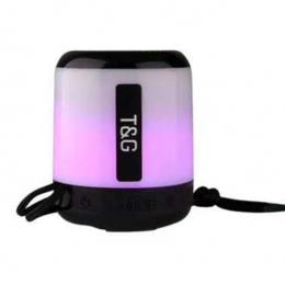 Портативная колонка Bluetooth T&G TG-156 black