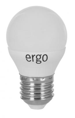 Світлодіодна лампа Ergo Standard G45 E27 6W 220V 4100K Нейтральний Білий