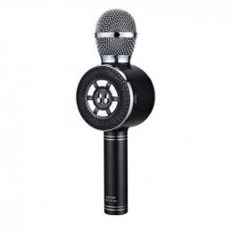 Безпровідний мікрофон караоке WSTER WS-669 Black