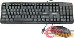 Комплект (клавіатура + миша) Crown CMMK-860
