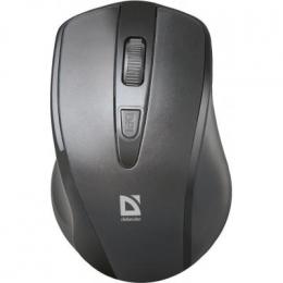 Мышь Defender Datum MM-265 Wireless Black