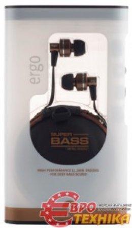Навушники Ergo ES-900 Bronze