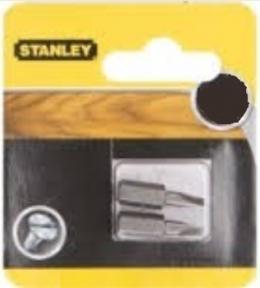 Биты Stanley PZ2, 25мм