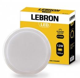 Светильник LED Lebron L-WLR-1241 12W 4100K