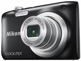 Фотоапарат Nikon Coolpix A100 Black