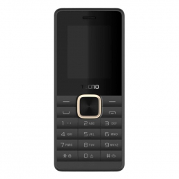 Мобільний телефон Tecno T349 Dark Black