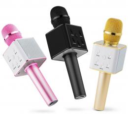 Безпровідний мікрофон караоке Bluetooth Q7