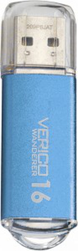 USB-флеш-накопичувач Verico Wanderer USB 16Gb Blue