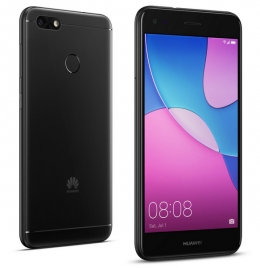 Смартфон Huawei Nova Lite 2017 (SLA-L22) Dual Sim Black