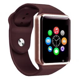 Смарт-часы Smart Watch A1 Sim card Camera Gold