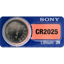 Батарейка Sony CR2025
