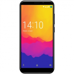 Смартфон Prestigio Wize Q3 Black (PSP3471DUOBLACK)