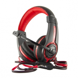 Навушники Havit HV-H2116d Black/Red