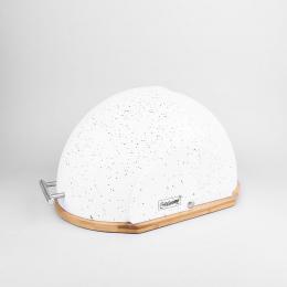 Хлібниця Maestro MR-1678G-WHITE