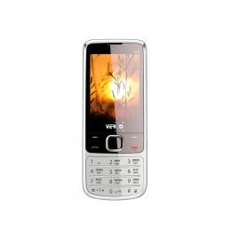 Мобільний телефон Verico Style F244 Срібний