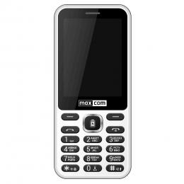 Мобільний телефон Maxcom MM814 White