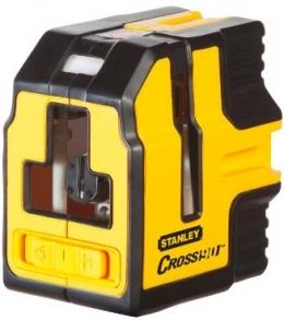 Лазерний будівник площин Stanley CROSS90 -10м