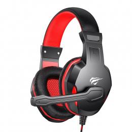 Навушники Havit HV-H763d Red