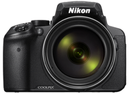 Фотоапарат Nikon Coolpix  P900 Black