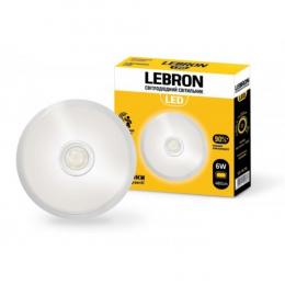 Светильник LED Lebron L-WLR-S-0641 6W 4100K