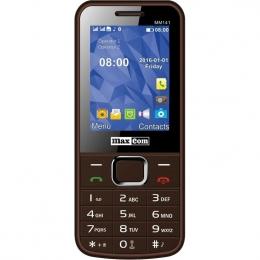 Мобільний телефон Maxcom MM141 Brown